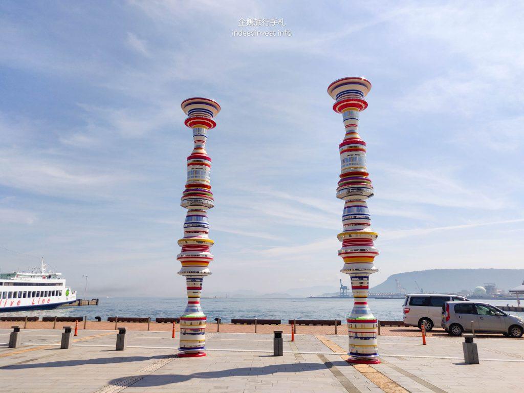 takamatsu-port-statue