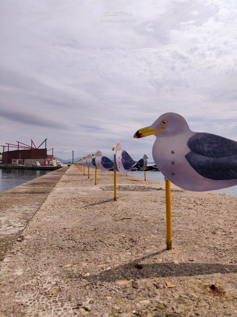 seagull-parking-lot-megi-island