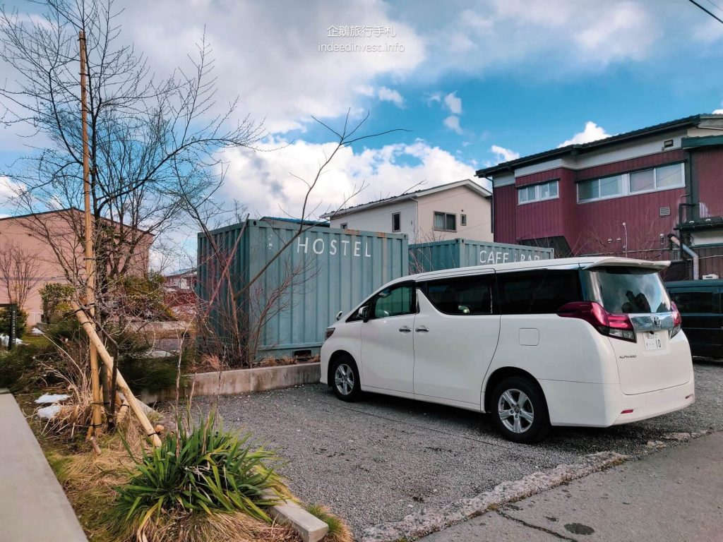 car-kagelow-mountain-fuji-hostel