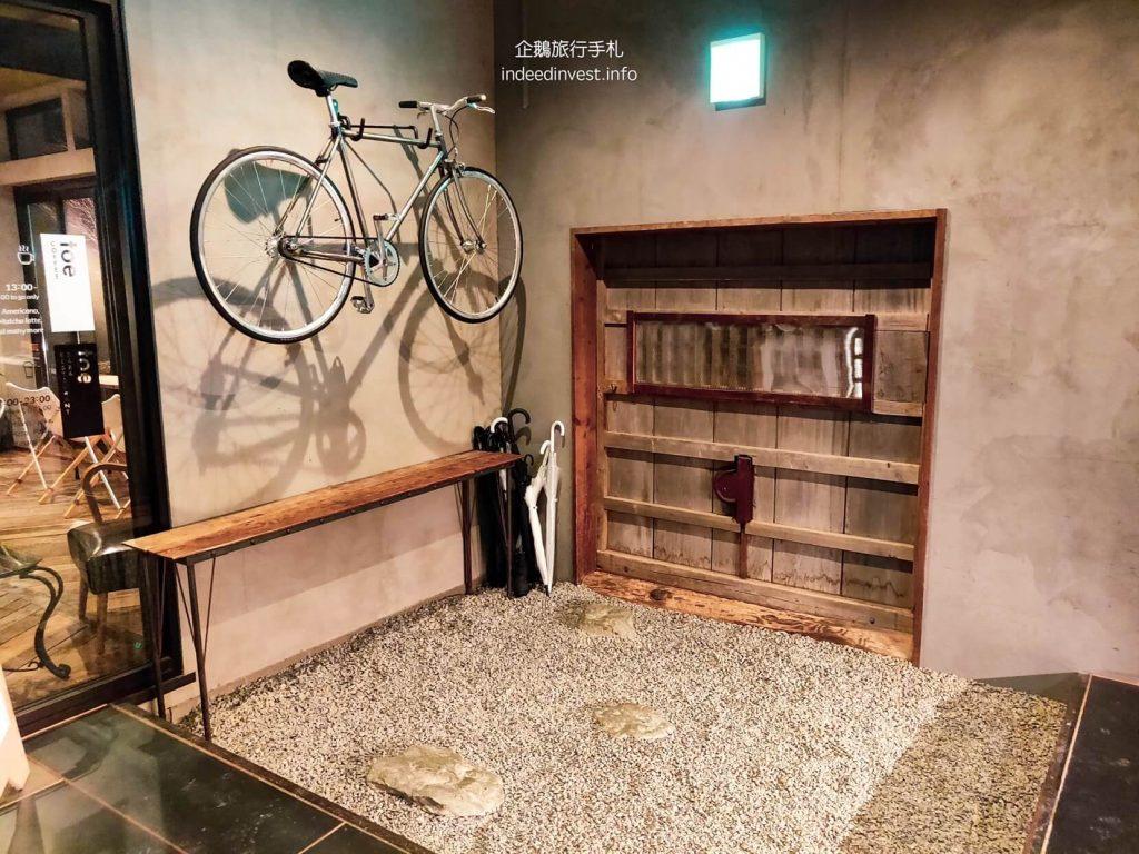 door-bike-kagelow-mountain-fuji-hostel
