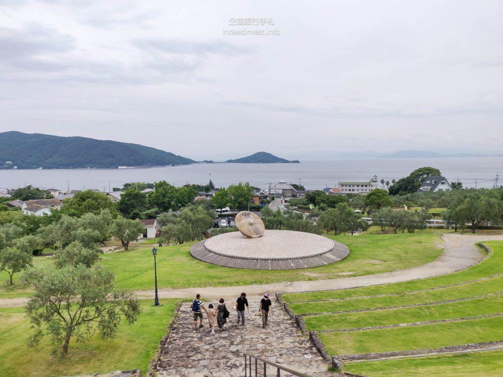 clock-olives-park-shodo-island