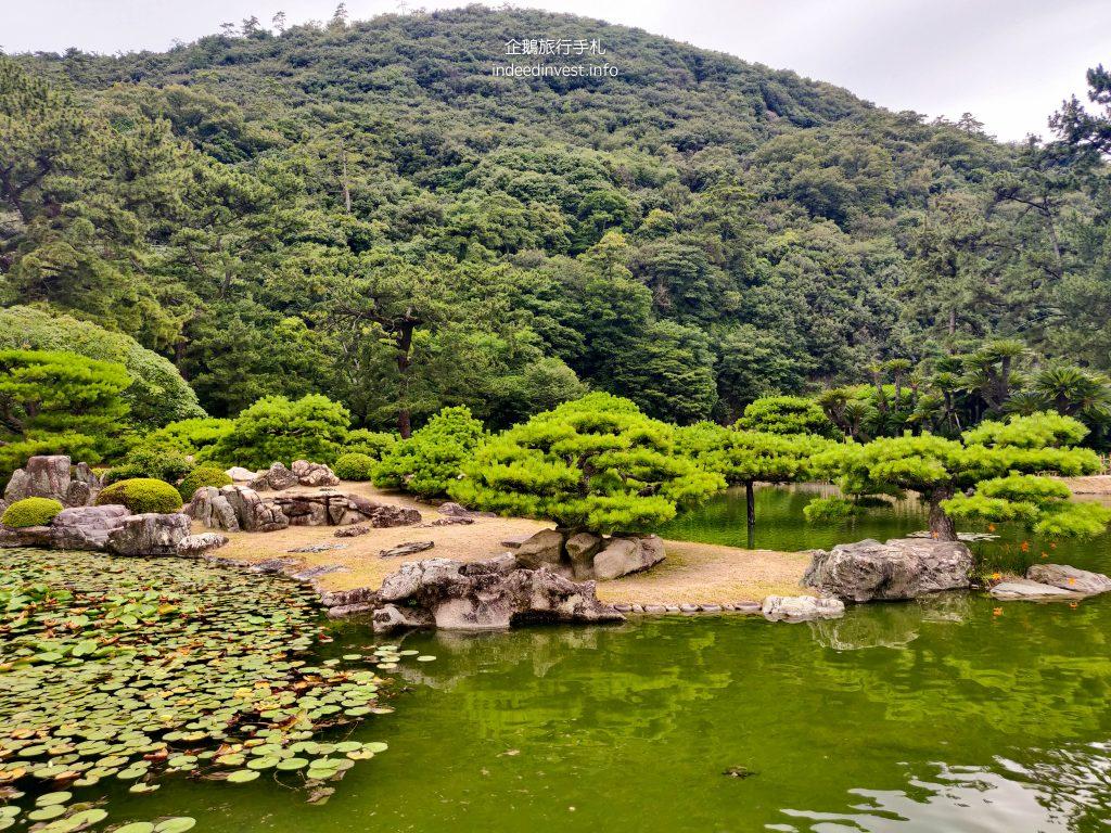 pond-ritsurin-garden