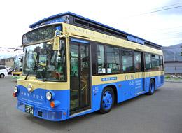 kawaguchi-lake-bus-blue-line