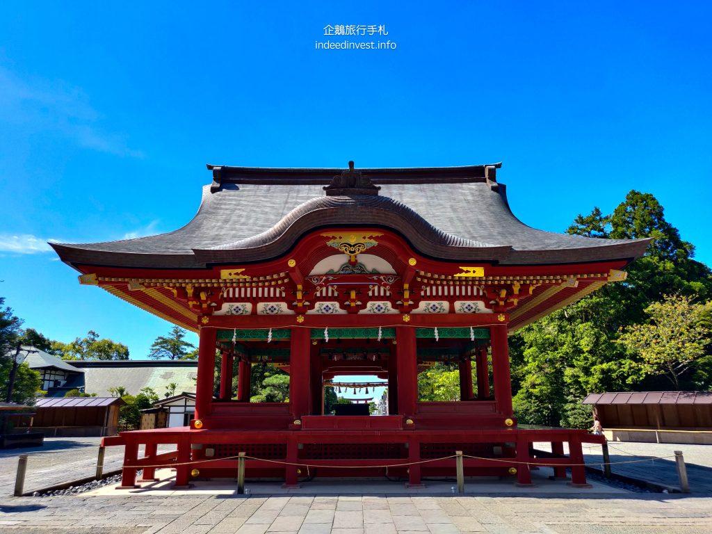 building-2-tsurugaoka-hachimangu-shrine
