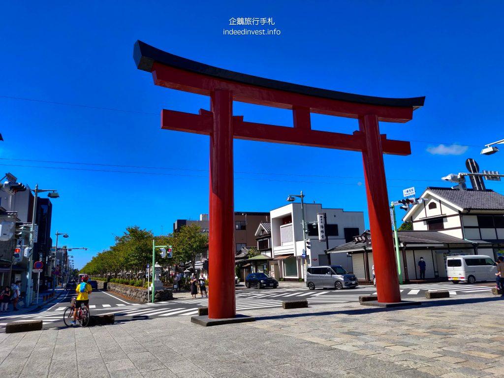 torii-tsurugaoka-hachimangu-shrine