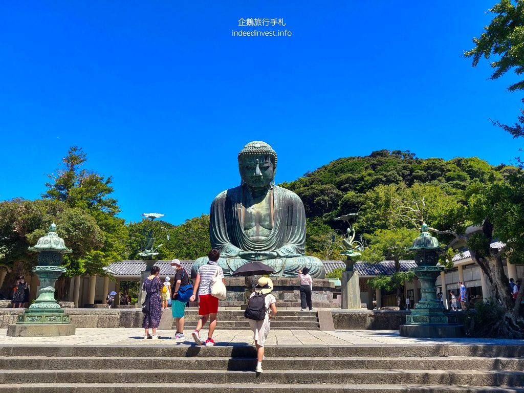 the-statue-of-great-Buddha-kotoku-temple