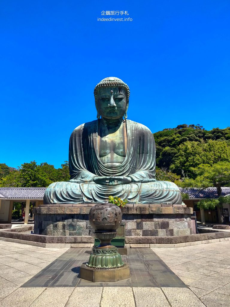 1-the-statue-of-great-Buddha-kotoku-temple